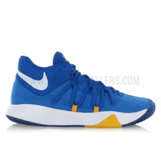 Nike Kd Trey 5 V Warriors Bleu nouveau modele
