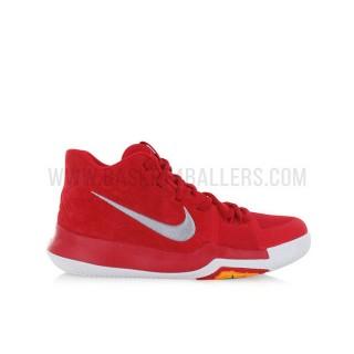 2018 Nouvelle Nike Kyrie 3 Enfant GS Rouge