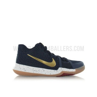 FR Nike Kyrie 3 enfant Cavs GS Bleu