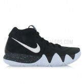 Nike Kyrie 4 Ankle Taker Noir Soldes Provence