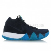 Original Nike Kyrie 4 Think Twice Bleu