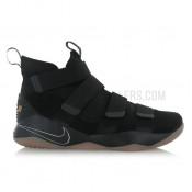Nike LeBron Soldier XI/gum Noir Bonnes Affaires