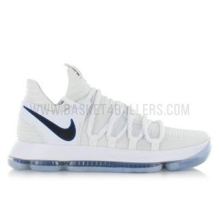 Promo Nike Zoom KD 10 Numbers Blanc