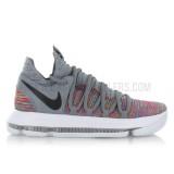 Vente Privée Nike Zoom KD 10 multi-color Multicolor