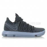 Promotions Nike Zoom KD 10/reflect silver Gris