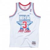 2018 Nouvelle Patrick Ewing 1991 East Swingman Jersey NBA All-Star Blanc