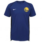 Modele Shooter NBA Enfant GS Warriors Hyperelite Bleu