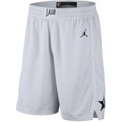 Vente Privée Short All-star Edition Jordan Swingman/black Blanc