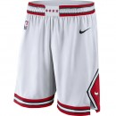 Promos Short Chicago Bulls Association Edition Swingman Blanc