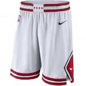 Promos Short Chicago Bulls Association Edition Swingman Blanc