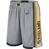 Vente Short Cleveland Cavaliers City Edition Swingman Gris