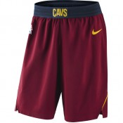 Short Cleveland Cavaliers Icon Edition Authentic Rouge Soldes