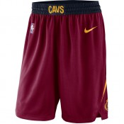 Soldes Short Cleveland Cavaliers Icon Edition Swingman Rouge