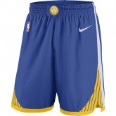 Prix Short Golden State Warriors Icon Edition Swingman Bleu