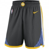 Short Golden State Warriors Statement Edition Swingman Noir France Pas Cher