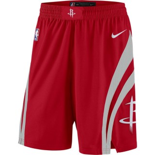 Short Houston Rockets Icon Edition Swingman Rouge Vendre à des Prix Bas