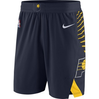Short Indiana Pacers Icon Edition Authentic Bleu Pas Cher Prix