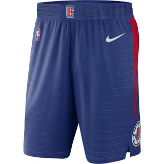 Short La Clippers Icon Edition Authentic rush/white Bleu a vendre