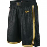 Short Los Angeles Lakers City Edition Swingman Noir en solde
