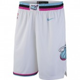 Prix De Short Miami Heat City Edition Swingman Blanc