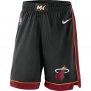 Acheter Short Miami Heat Icon Edition Swingman Noir