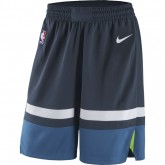 Site Officiel Short Minnesota Timberwolves Icon Edition Swingman Bleu Prix