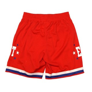 Promotion Short NBA All-Star 1983 Swingman Mitchell&Ness Rouge