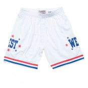 Short NBA All-Star 1983 West Swingman Mitchell&Ness Blanc promotion