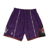 Short NBA Toronto Raptors Swingman Mitchell&Ness Violet en soldes