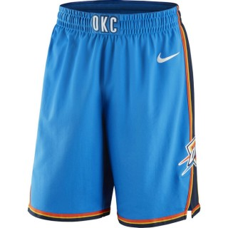 Short Oklahoma City Thunder Icon Edition Authentic Bleu achat