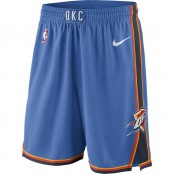 Short Oklahoma City Thunder Icon Edition Swingman Bleu Prix France