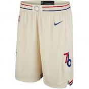 Modele Short Philadelphia 76ers City Edition Swingman Blanc