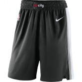 Promo Short Portland Trail Blazers Icon Edition Swingman Noir