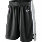 Short San Antonio Spurs Icon Edition Swingman Noir Réduction Prix