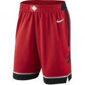 Vente De Short Toronto Raptors Icon Edition Authentic Rouge