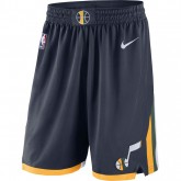 Short Utah Jazz Icon Edition Swingman Bleu Promotions