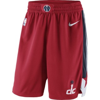 Boutique Short Washington Wizards Icon Edition Swingman Rouge Paris