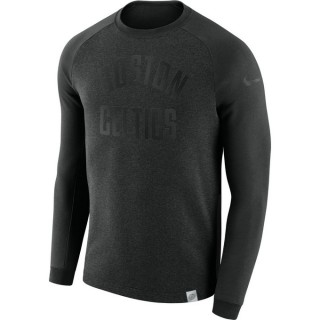 Sweat Boston Celtics Modern heather/black Noir Pas Cher