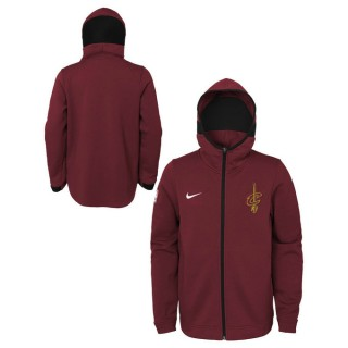 Sweat NBA Enfant Cleveland Cavaliers Showtime Rouge Vente En Ligne