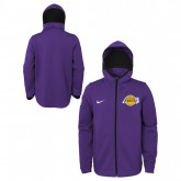 Vente Nouveau Sweat NBA Enfant Los Angeles Lakers Showtime Violet