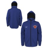 Boutique de Sweat NBA Enfant New-York Knicks Showtime Bleu