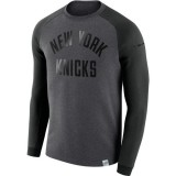 Nouveau Sweat New York Knicks Modern heather/black Noir