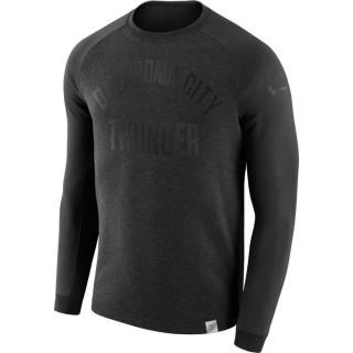 Sweat Oklahoma City Thunder Modern heather/black Noir Nouvelle