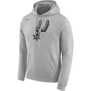 Sweat San Antonio Spurs flt silver Noir Promos