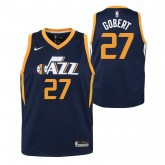Swingman Icon Jersey Player Jazz Gobert Rudy Nba Bleu Réduction