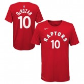 T-Shirt NBA Enfant DeMar DeRozan Toronto Raptors Rouge Vendre Alsace