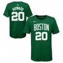 T-Shirt NBA Enfant Gordon Hayward Boston Celtics Vert pas chere