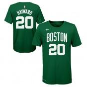 T-Shirt NBA Enfant Gordon Hayward Boston Celtics Vert pas chere