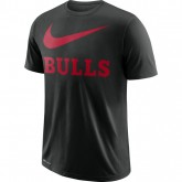 T-shirt Chicago Bulls Dry Noir Bonnes Affaires