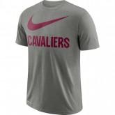 T-shirt Cleveland Cavaliers Dry dk Gris Remise Lyon